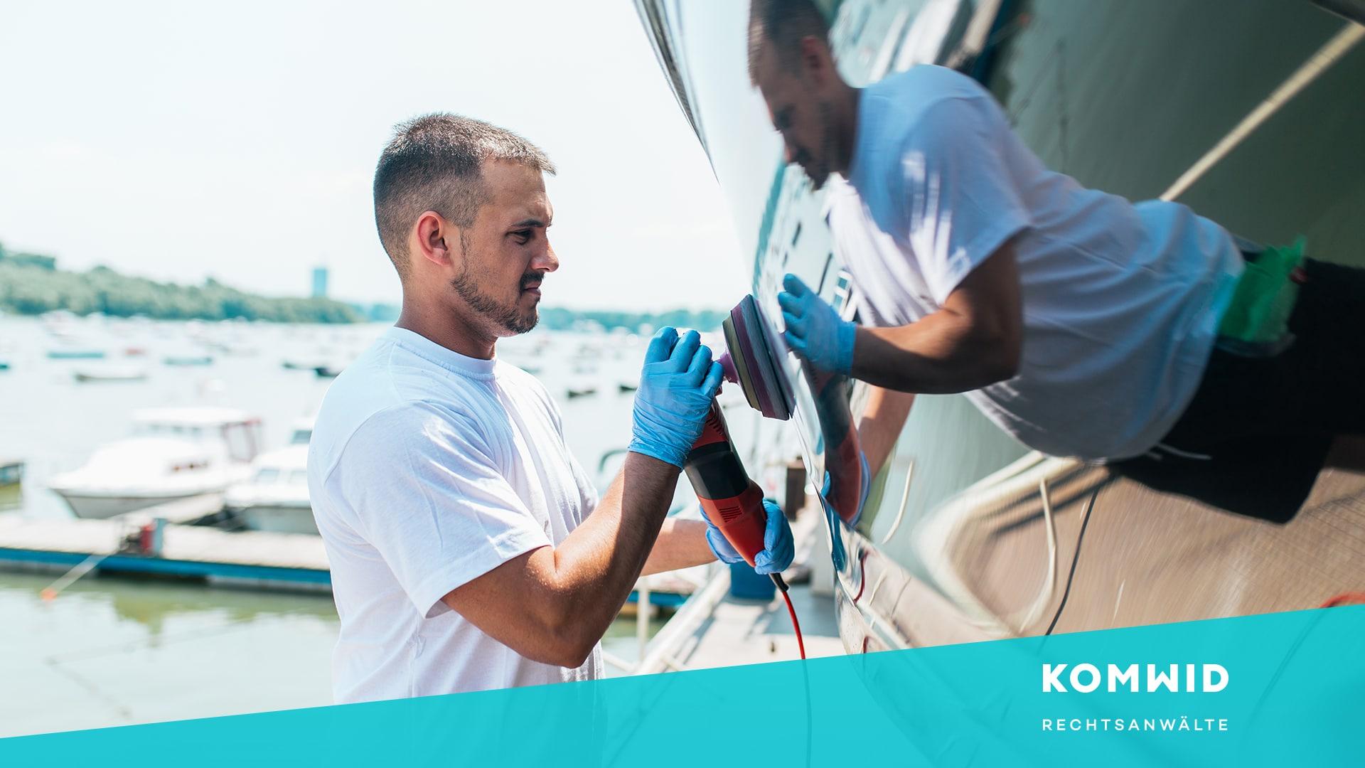 Gewährleistung beim Bootskauf – Teil 1