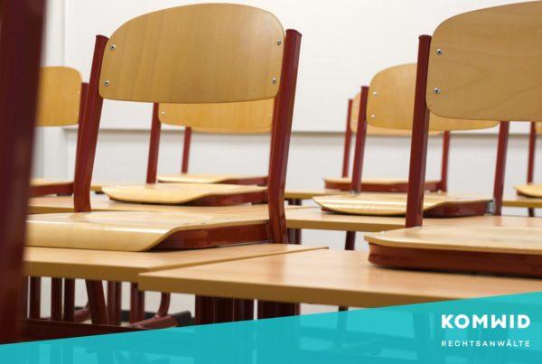 Schulgründung – ein Leitfaden der Komwid Rechtsanwälte